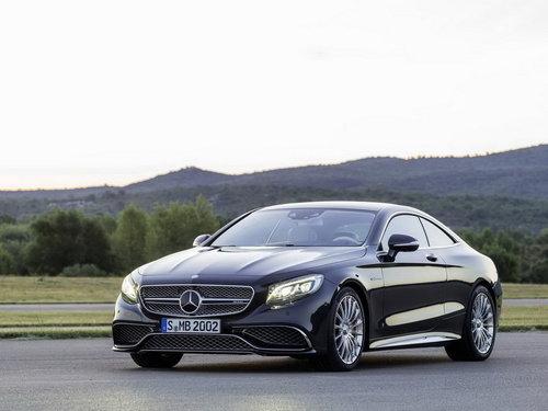 Mercedes-Benz S-Class 2014 - 2017
