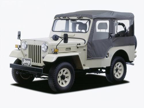 Mitsubishi Jeep 1975 - 1998