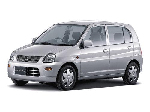 Mitsubishi Minica 2000 - 2011