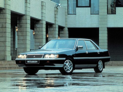 Mitsubishi Sapporo 1987 - 1990