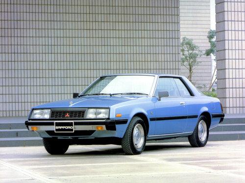 Mitsubishi Sapporo 1978 - 1984