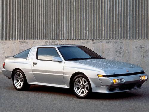 Mitsubishi Starion 1988 - 1990