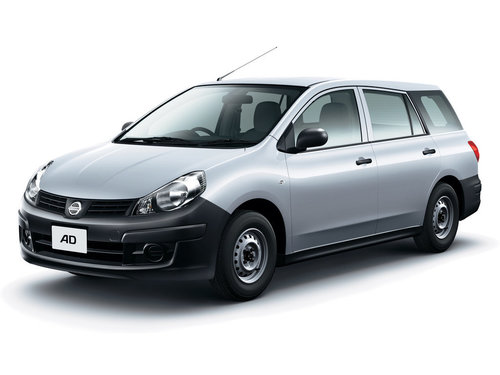 Nissan AD 2006 - 2016