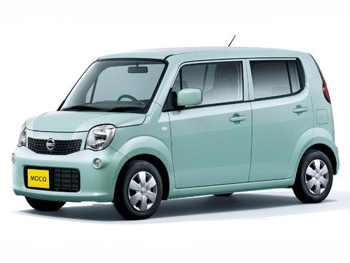 Nissan Moco 2011 - 2016