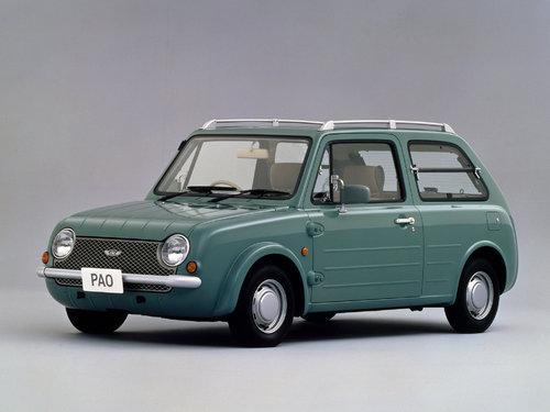 Nissan Pao 1989 - 1990