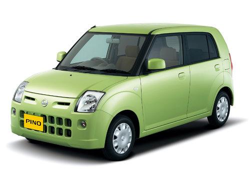 Nissan Pino 2007 - 2010