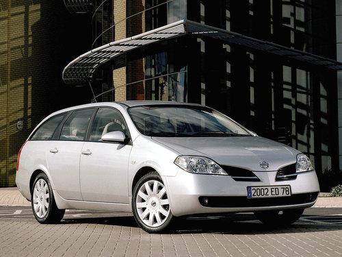 Nissan Primera 2002 - 2008