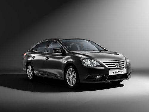 Nissan Sentra 2014 - 2017
