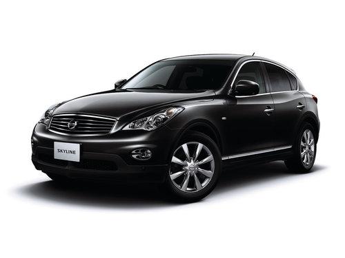 Nissan Skyline Crossover 2009 - 2016