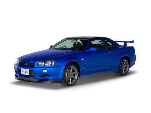 Nissan Skyline GT-R 1999 - 2002