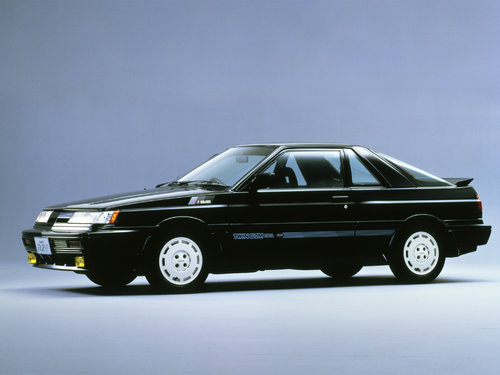 Nissan Sunny RZ-1 1986 - 1989