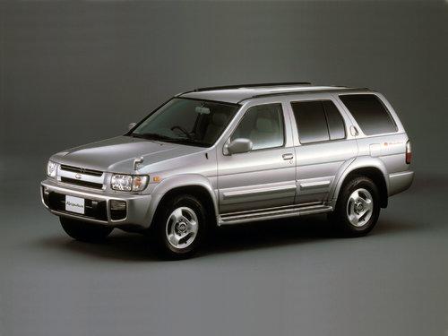 Nissan Terrano Regulus 1996 - 2002