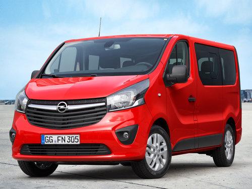 Opel Vivaro 2014 - 2019
