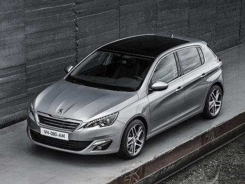 Peugeot 308 2014 - 2017