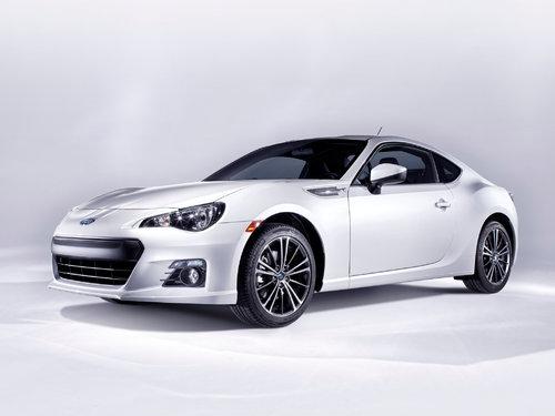 Subaru BRZ 2012 - 2016