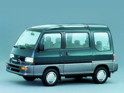 Subaru Domingo 1994 - 1998