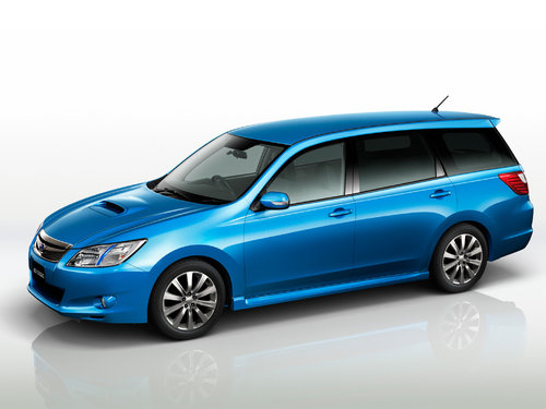 Subaru Exiga 2008 - 2011