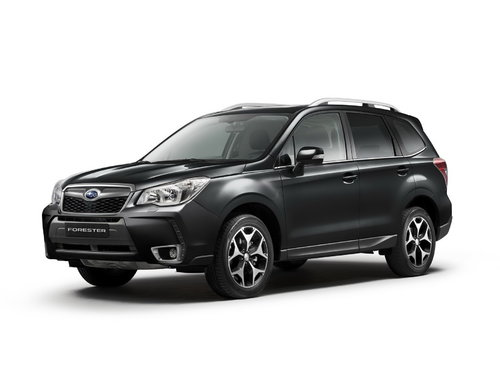 Subaru Forester 2012 - 2016