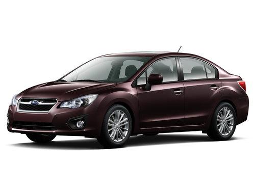 Subaru Impreza 2011 - 2014