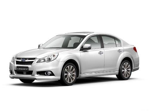 Subaru Legacy 2012 - 2015