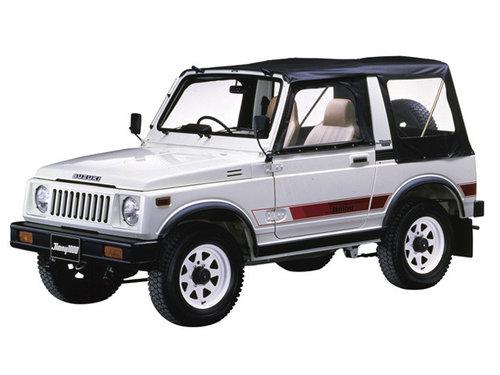 Suzuki Jimny 1982 - 1984