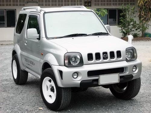 Suzuki Jimny Wide 1998 - 2002
