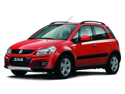 Suzuki SX4 2010 - 2016