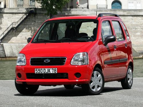 Suzuki Wagon R Plus 1999 - 2000