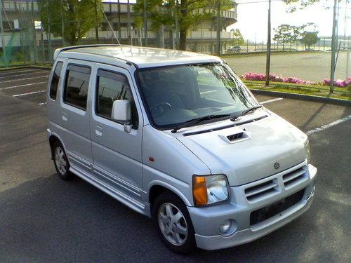 Suzuki Wagon R Wide 1997 - 1998