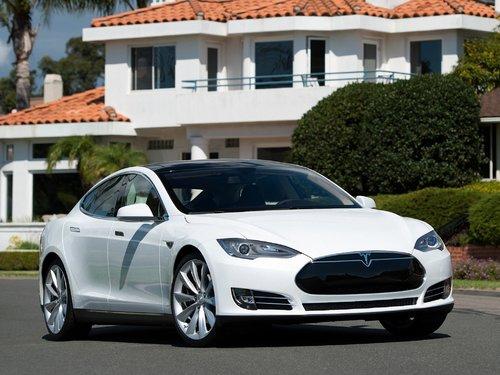 Tesla Model S 2012 - 2016