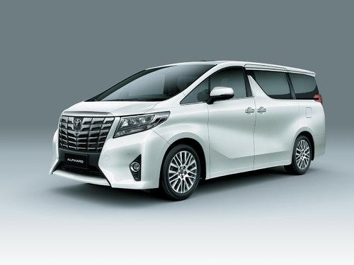 Toyota Alphard 2015 - 2018