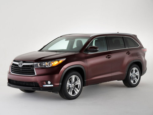 Toyota Highlander 2013 - 2017