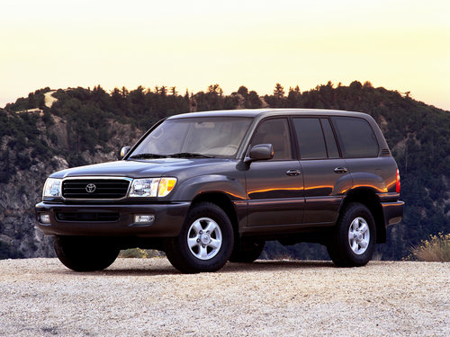 Toyota Land Cruiser 1998 - 2002