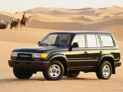 Toyota Land Cruiser 1990 - 1994