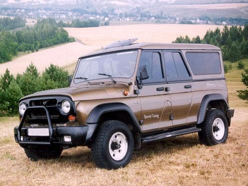 УАЗ 3159 1999 - 2008