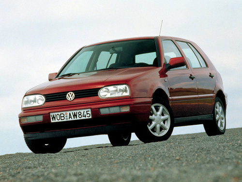 Volkswagen Golf 1991 - 1997