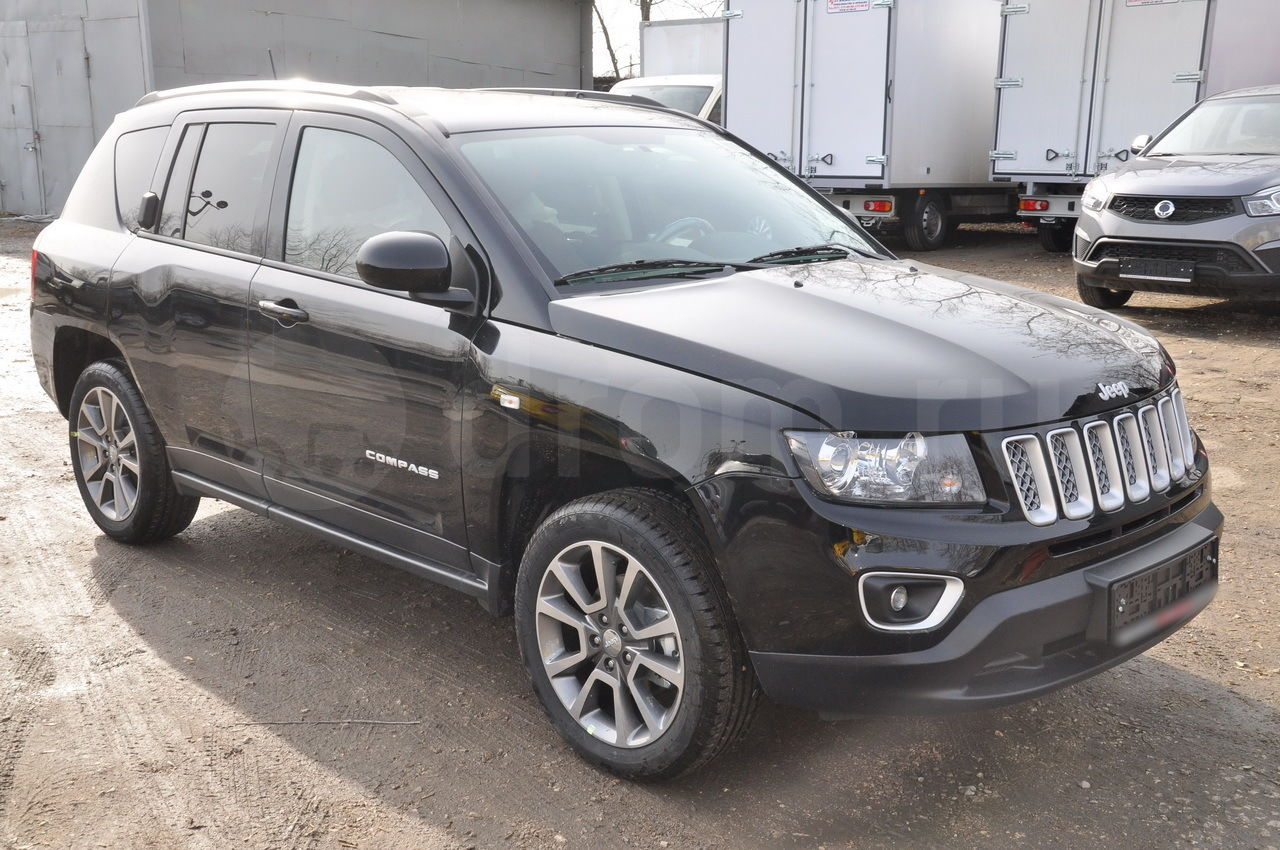 jeep compass 2 4 at limited. Black Bedroom Furniture Sets. Home Design Ideas