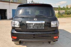 Nissan Patrol 5.6 AT 4WD Top (02.2010 - 01.2014)