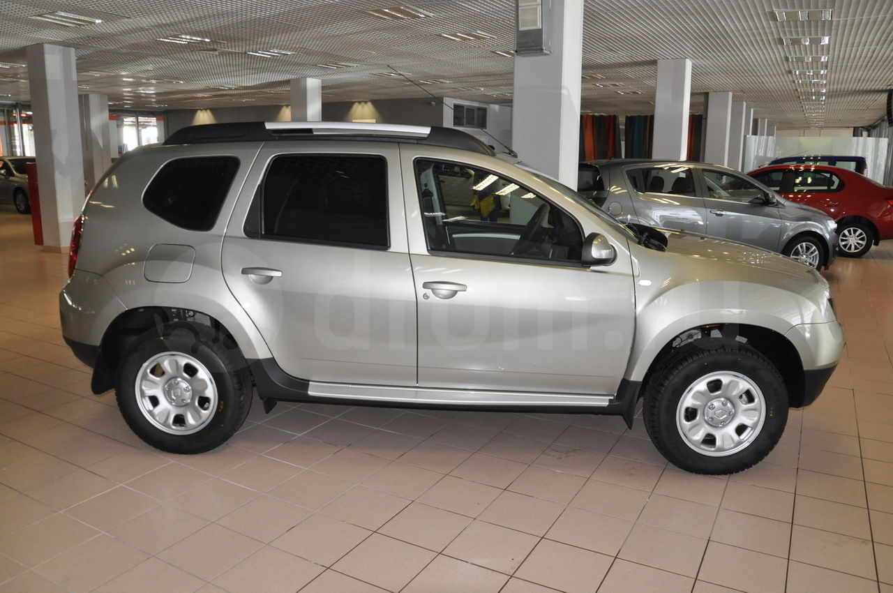 Renault duster тюнинг запчасти