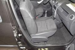 Регулировка передних сидений: регулировка в 4 направлениях
