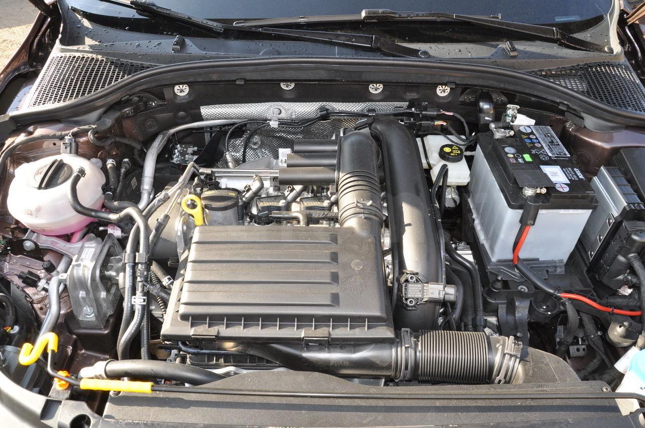 Шкода октавия 2 двигатель 1.2 отзывы