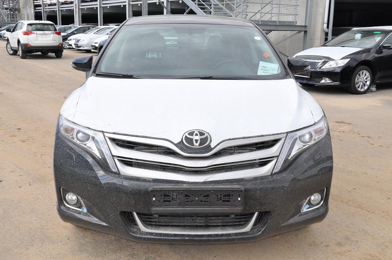 Toyota Venza 2 7 2013 отзывы #10