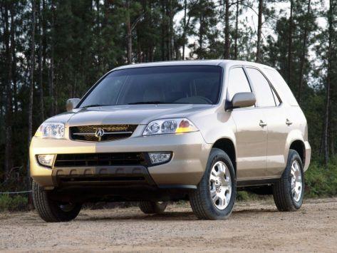 Acura MDX (YD1) 10.2000 - 02.2003