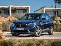 BMW X1 2015, suv, 2 поколение, F48