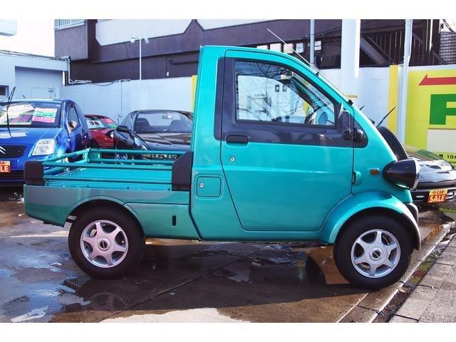 Amusing Daihatsu midget i length