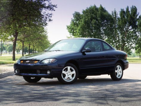 Ford Escort (ZX2) 03.2002 - 03.2003