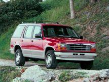 Ford Explorer 1990, джип/suv 5 дв., 1 поколение