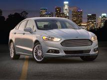 Ford Fusion 2012, седан, 2 поколение