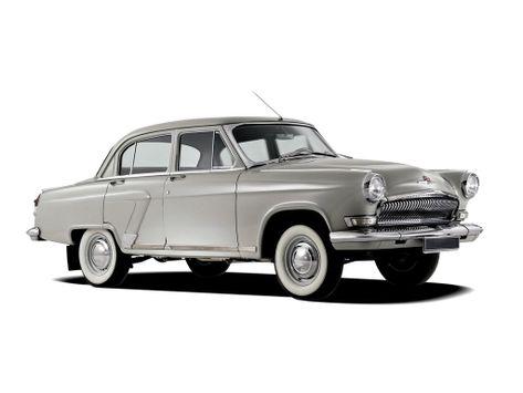 ГАЗ 21 Волга (Третья серия) 05.1962 - 07.1970