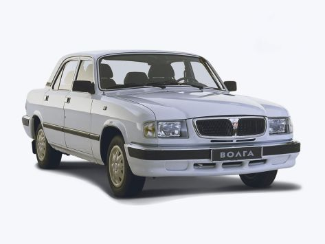 ГАЗ 3110 Волга  01.1997 - 12.2004